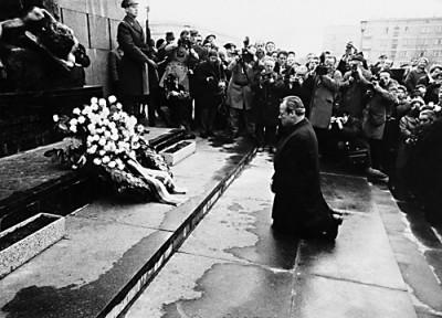 Willy Brandt í Varsjá