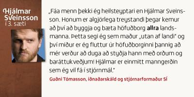 Guðni Tómasson