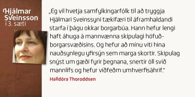 Halldóra Thoroddsen