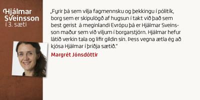 Margrét Jónsdóttir Njarðvík