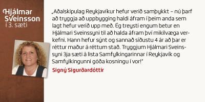 Signý Sigurðardóttir