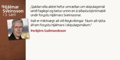 Þorbjörn Guðmundsson
